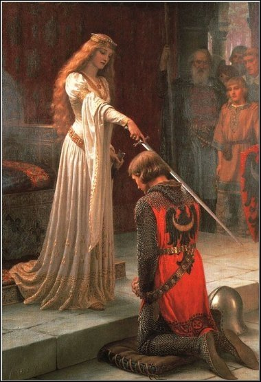 Edmund Blair Leighton (The Accolade)