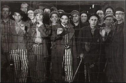 Liberación de Buchenwald