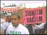 Anti-Racists Denounce Israel