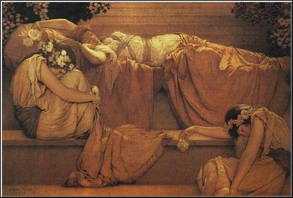 Sleeping Beauty (Maxfield Parrish)