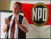 Tomislav Sunic at NDP Meeting